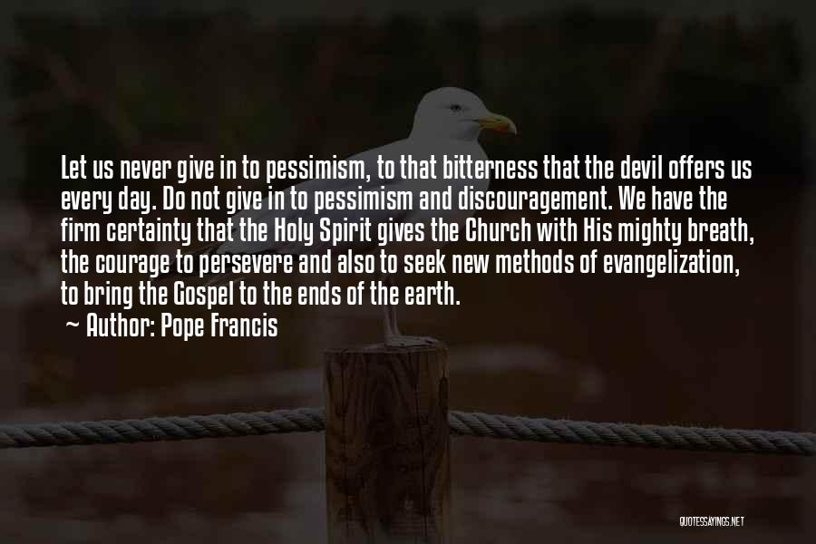 The Earth Day Quotes By Pope Francis