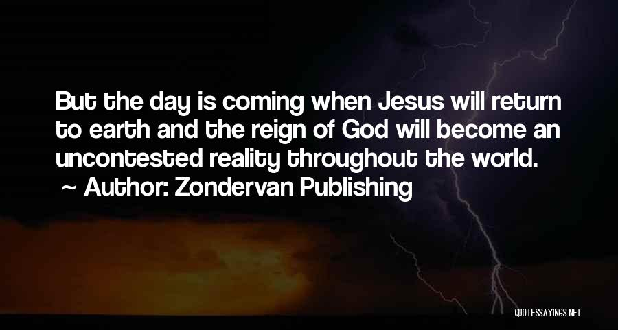 The Earth Day Quotes By Zondervan Publishing