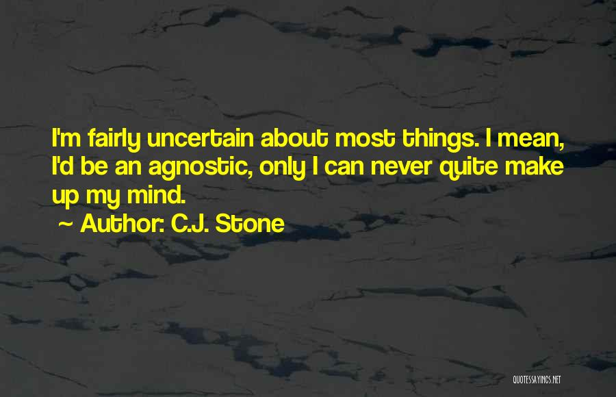 The Empire Quotes By C.J. Stone