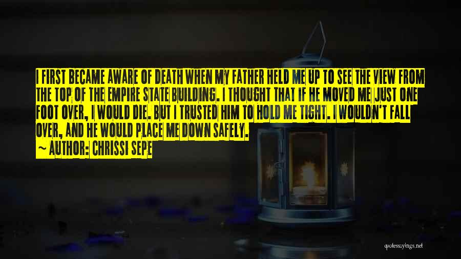 The Empire Quotes By Chrissi Sepe