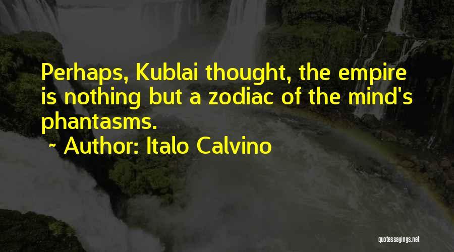 The Empire Quotes By Italo Calvino