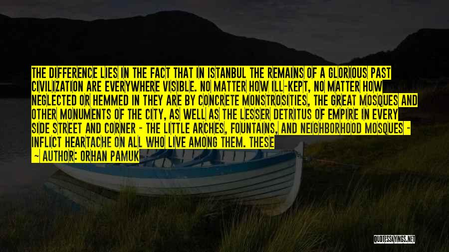 The Empire Quotes By Orhan Pamuk