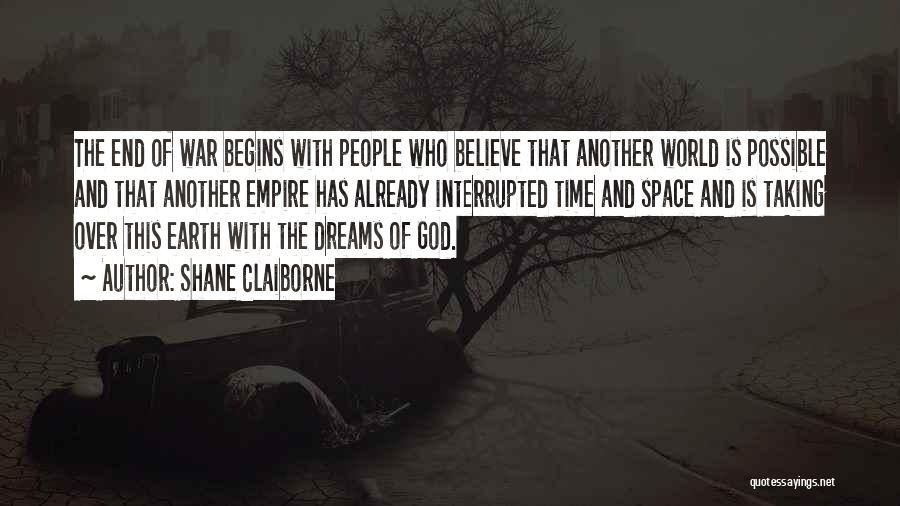 The Empire Quotes By Shane Claiborne