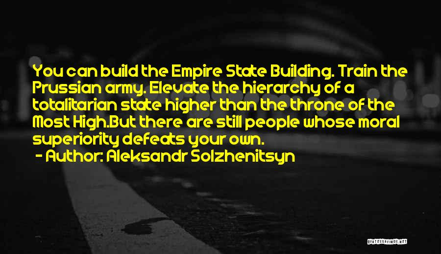The Empire State Building Quotes By Aleksandr Solzhenitsyn