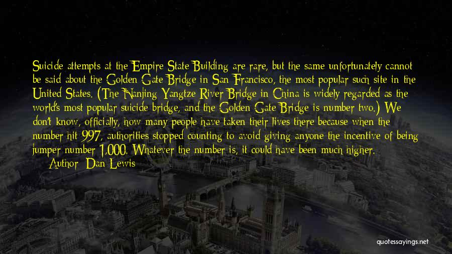 The Empire State Building Quotes By Dan Lewis