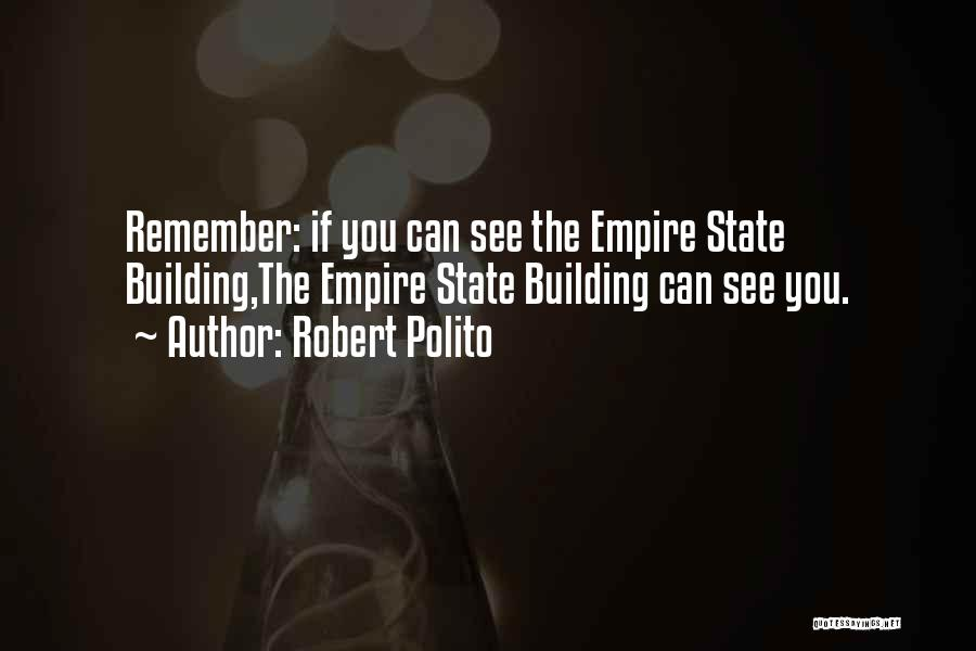 The Empire State Building Quotes By Robert Polito