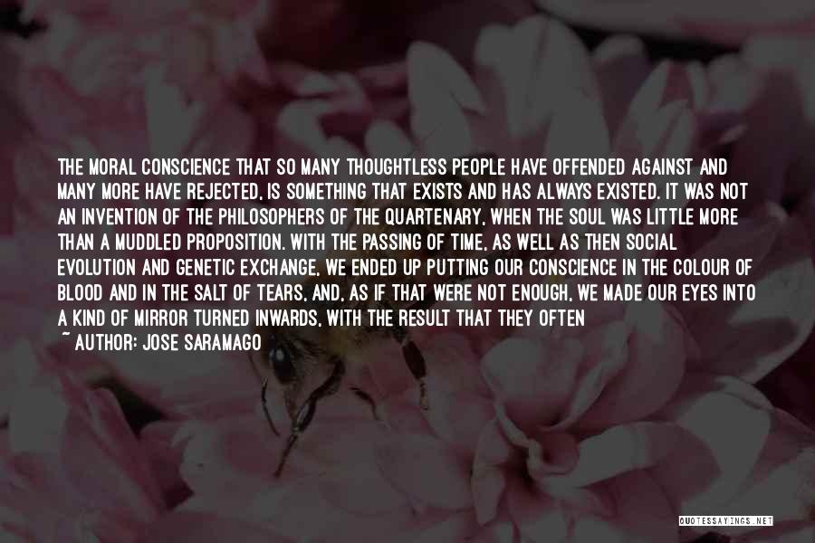 The Eyes Are The Mirror Of The Soul Quotes By Jose Saramago