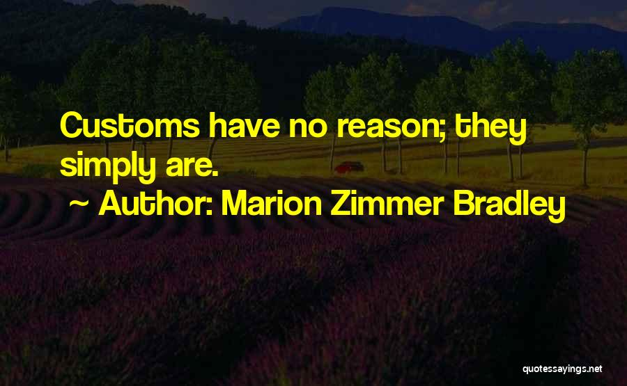 The Firebrand Marion Zimmer Bradley Quotes By Marion Zimmer Bradley