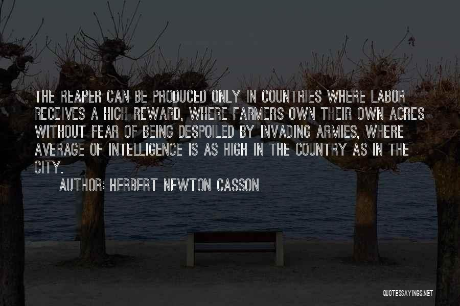 The Free Market Economy Quotes By Herbert Newton Casson