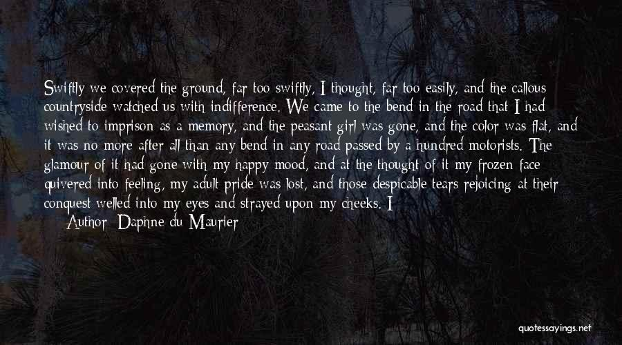 The Frozen Ground Quotes By Daphne Du Maurier