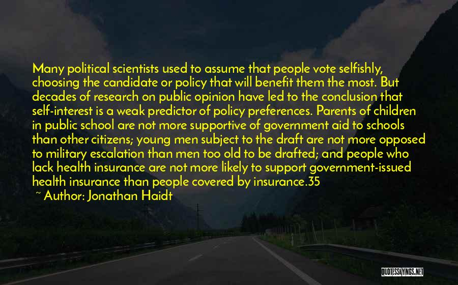 The Function Of Government Quotes By Jonathan Haidt