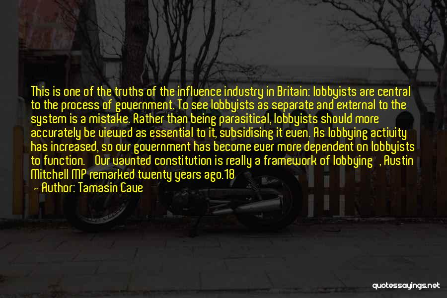The Function Of Government Quotes By Tamasin Cave