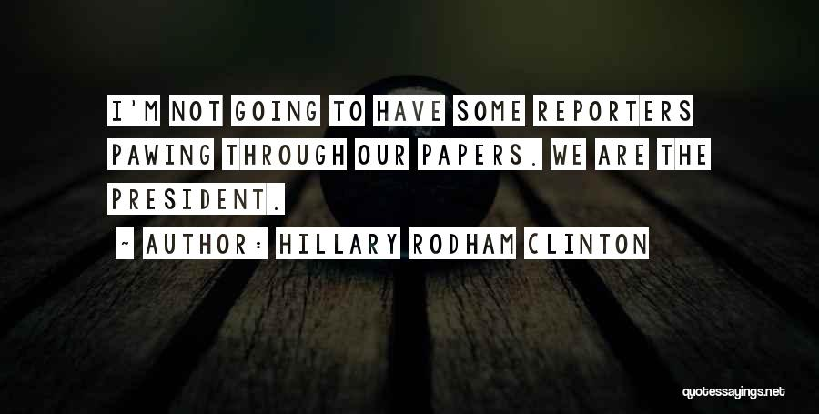 The Funny Quotes By Hillary Rodham Clinton