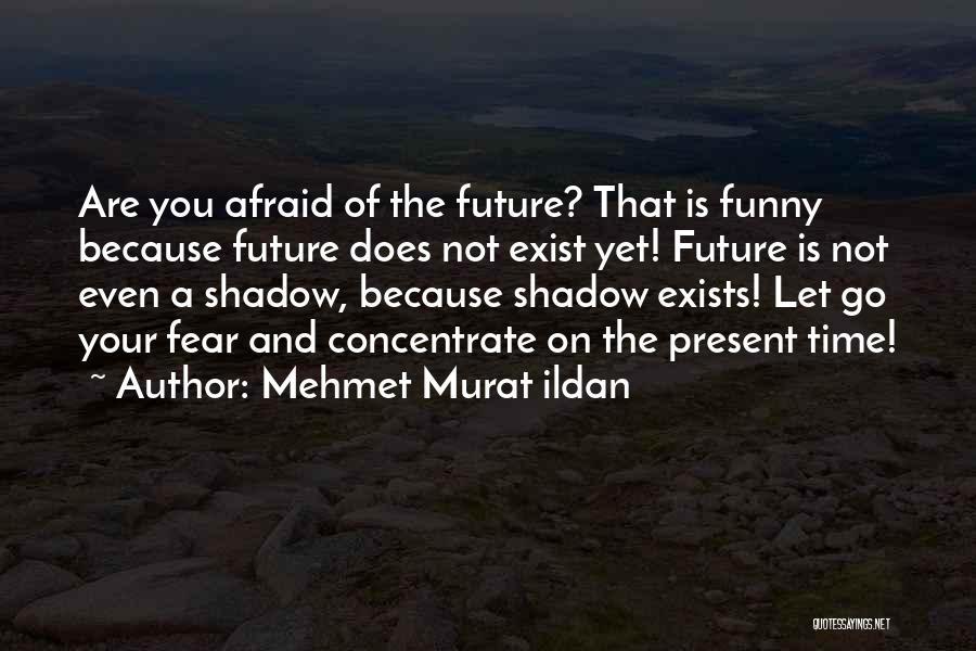 The Future Funny Quotes By Mehmet Murat Ildan