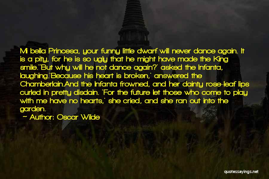The Future Funny Quotes By Oscar Wilde