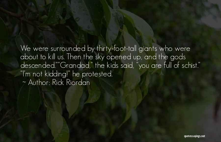 The Future Funny Quotes By Rick Riordan