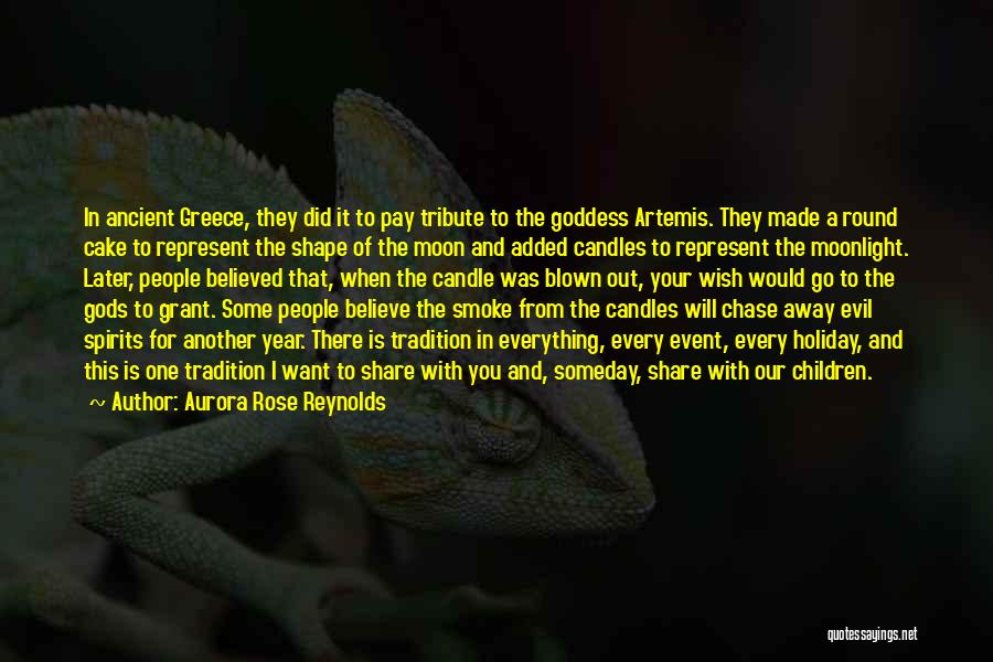 The Goddess Artemis Quotes By Aurora Rose Reynolds