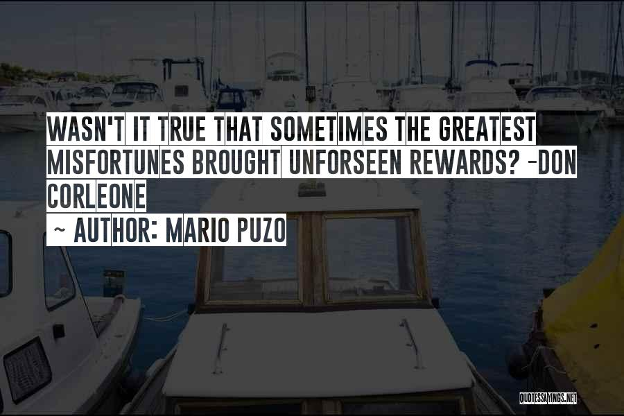 The Godfather Don Corleone Quotes By Mario Puzo