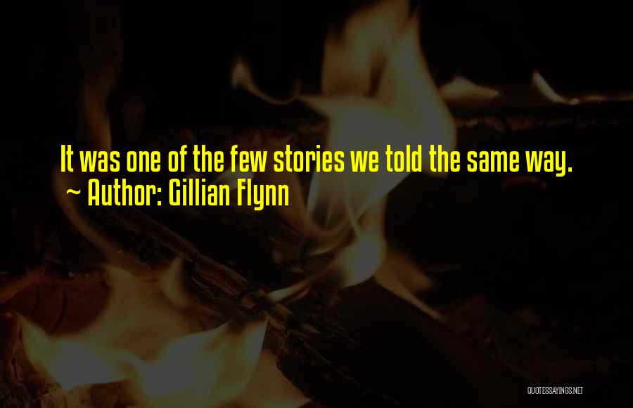 The Gone Girl Quotes By Gillian Flynn
