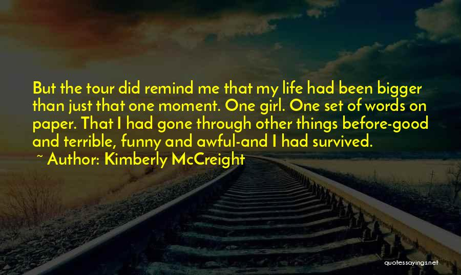 The Gone Girl Quotes By Kimberly McCreight