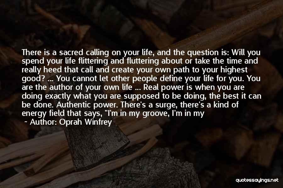 The Gone Girl Quotes By Oprah Winfrey