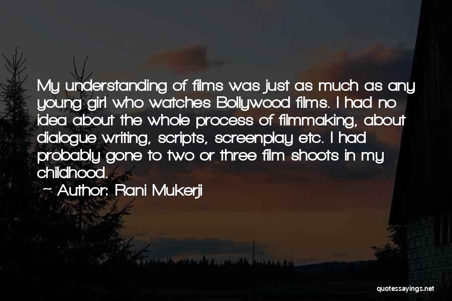 The Gone Girl Quotes By Rani Mukerji