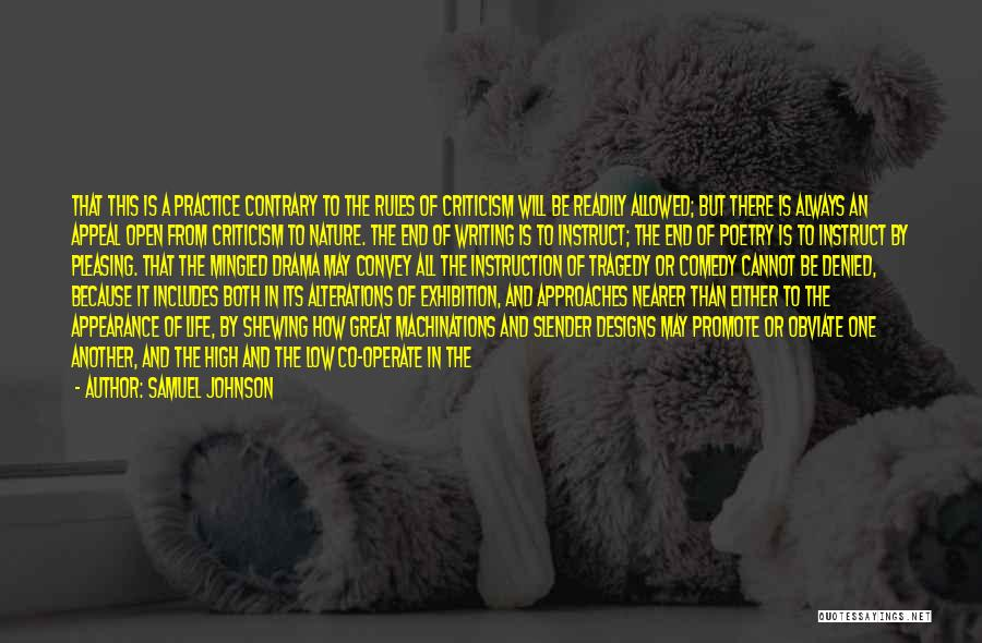 The Great Exhibition Quotes By Samuel Johnson