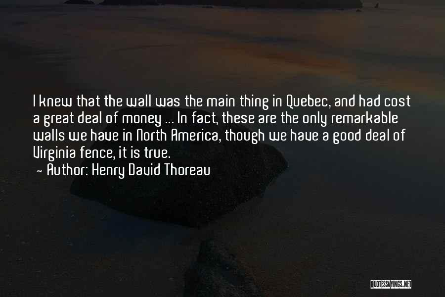 The Great Good Thing Quotes By Henry David Thoreau