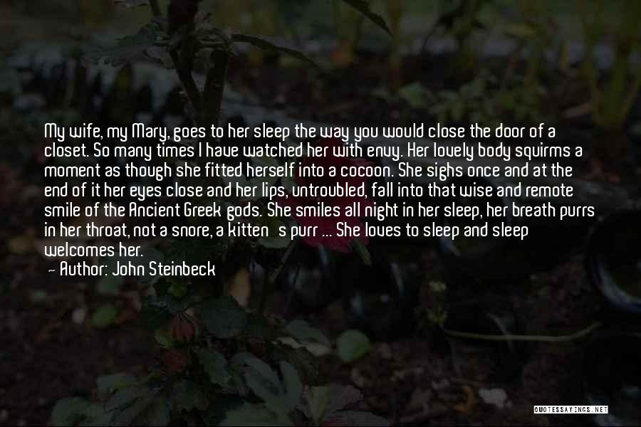 The Greek Gods Quotes By John Steinbeck