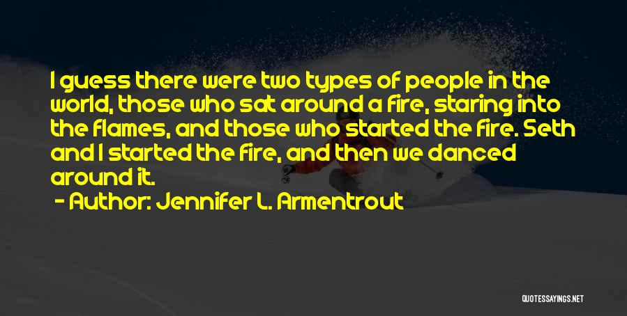 The Guess Who Quotes By Jennifer L. Armentrout