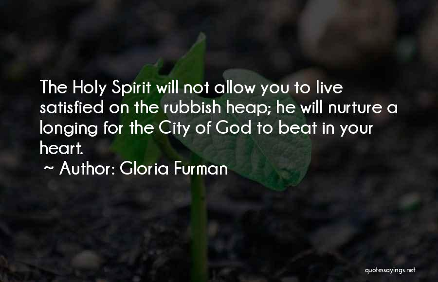 The Holy Longing Quotes By Gloria Furman
