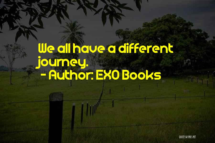The Journey Of Death Quotes By EXO Books