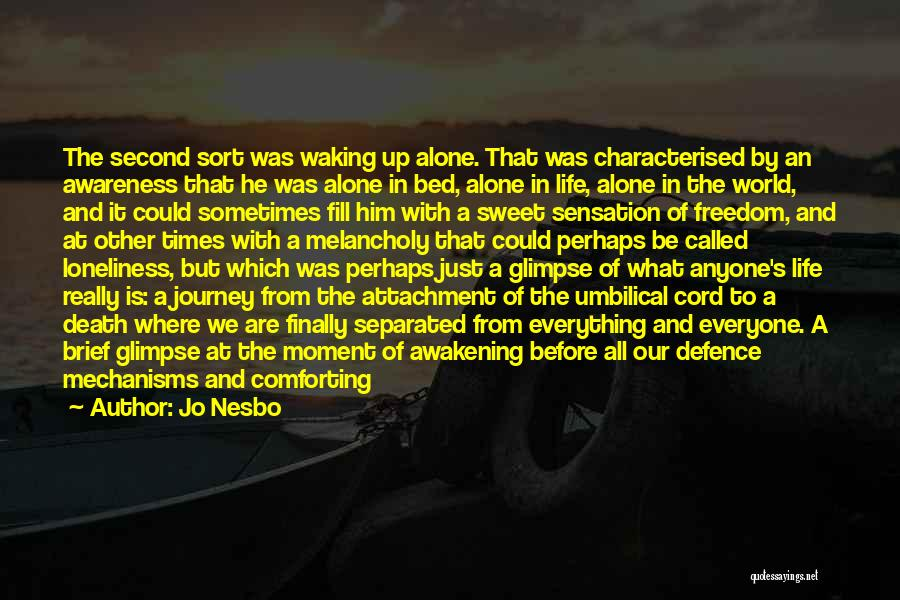 The Journey Of Death Quotes By Jo Nesbo