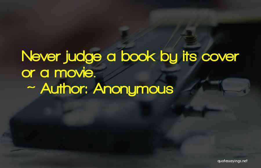 The Judge Movie Quotes By Anonymous