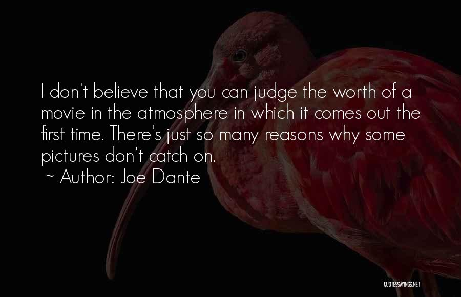 The Judge Movie Quotes By Joe Dante