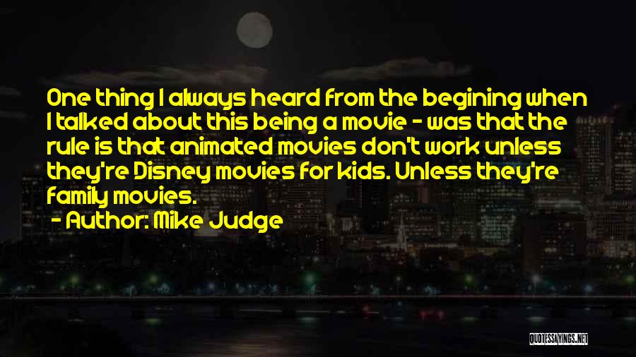 The Judge Movie Quotes By Mike Judge