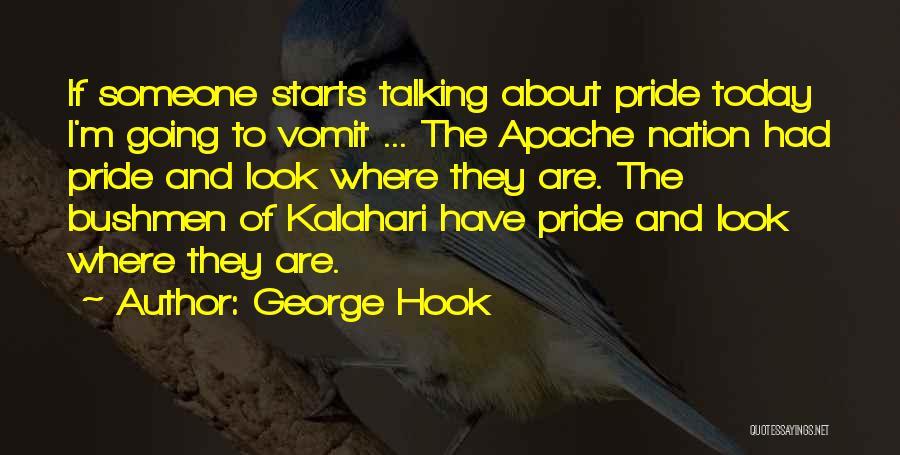 The Kalahari Quotes By George Hook