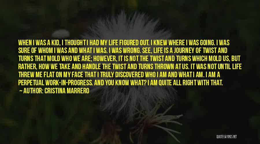The Kid Who Quotes By Cristina Marrero