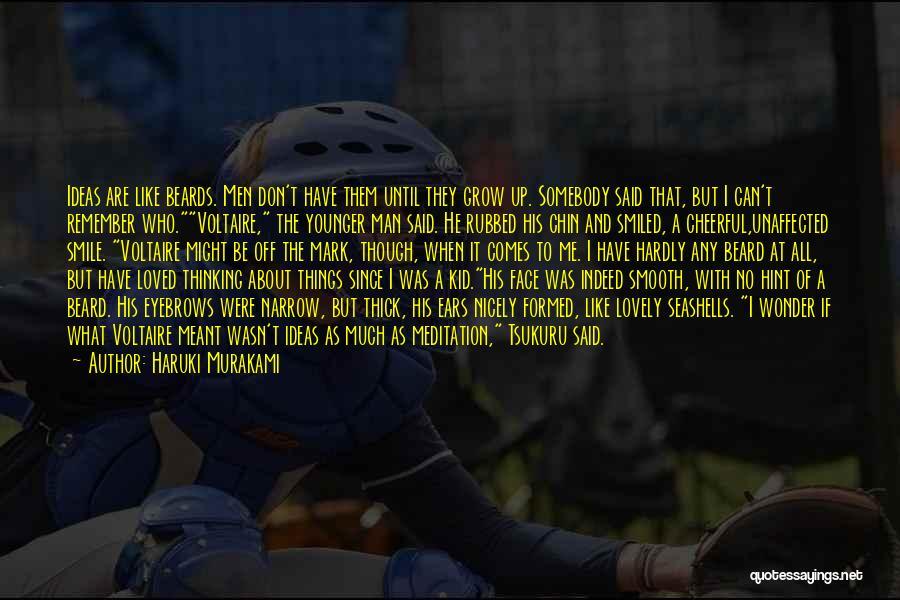 The Kid Who Quotes By Haruki Murakami