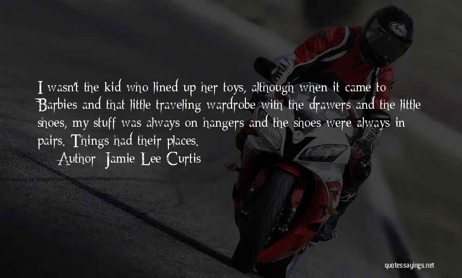 The Kid Who Quotes By Jamie Lee Curtis