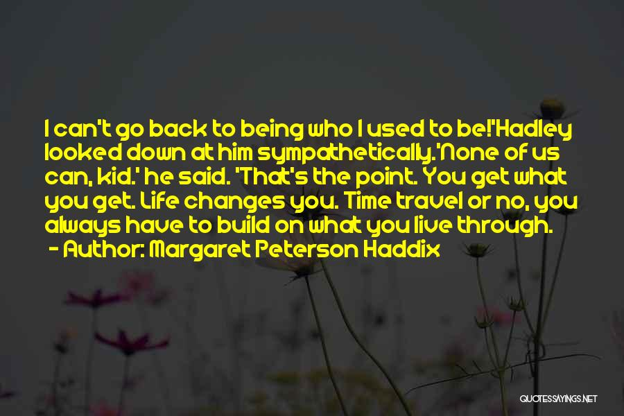 The Kid Who Quotes By Margaret Peterson Haddix