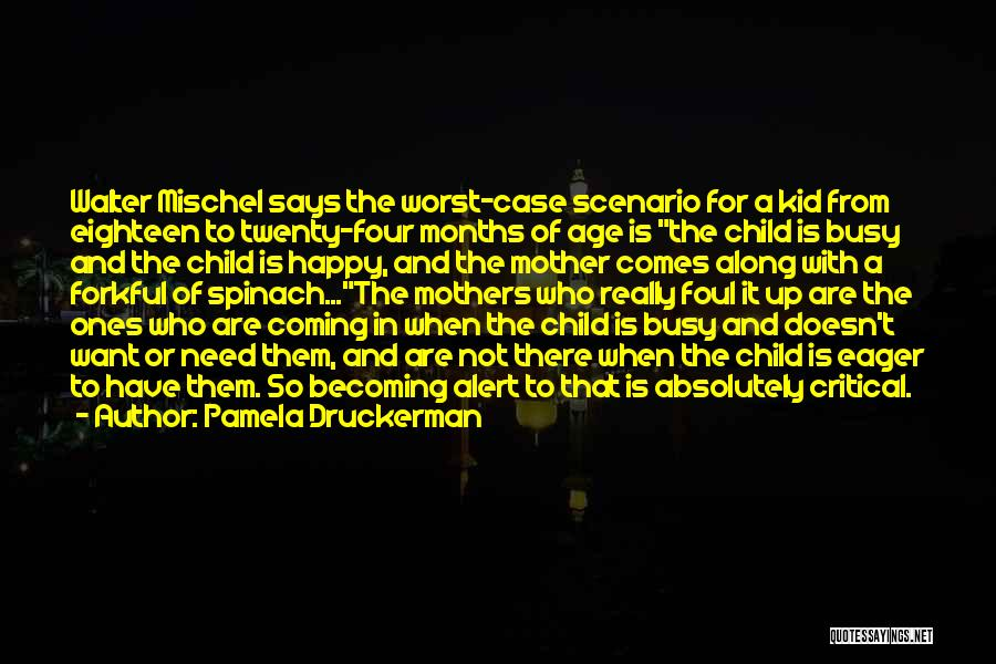 The Kid Who Quotes By Pamela Druckerman