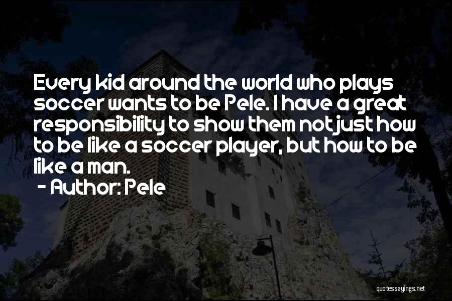 The Kid Who Quotes By Pele