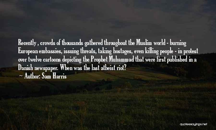 The Killing Danish Quotes By Sam Harris