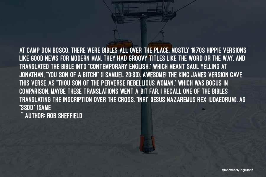 The Last Supper Quotes By Rob Sheffield