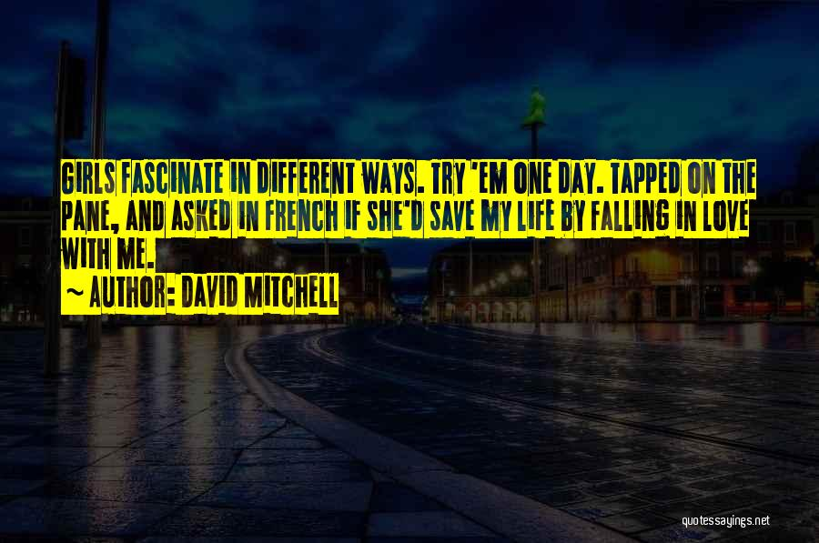 The Life You Can Save May Be Your Own Quotes By David Mitchell