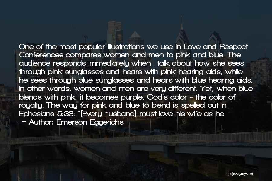 The Living God Quotes By Emerson Eggerichs