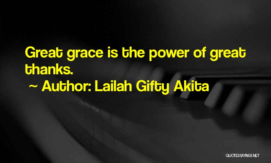 The Living God Quotes By Lailah Gifty Akita