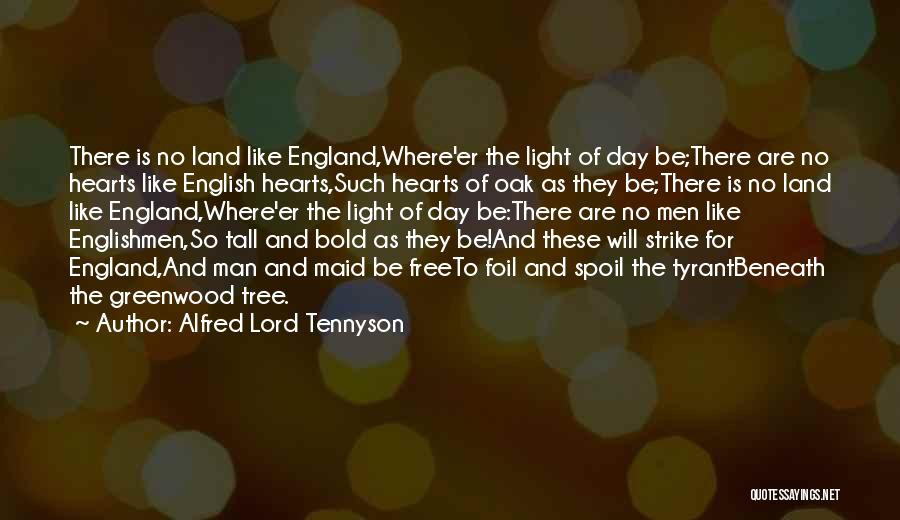The Lord Of Light Quotes By Alfred Lord Tennyson