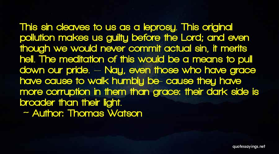 The Lord Of Light Quotes By Thomas Watson